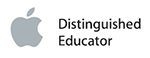 http://www.apple.com/education/apple-distinguished-educator/